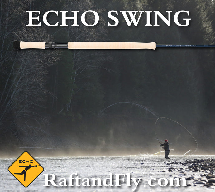 Echo Swing 6wt Switch sale