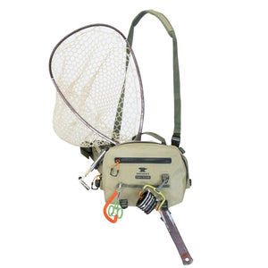 Mountainsmith dry lumbar fishing pack