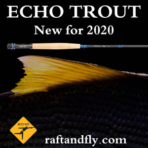 Echo Trout 4wt 8'4""