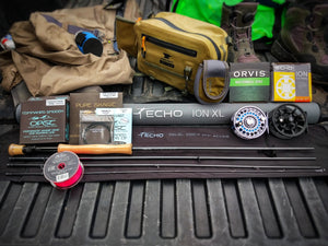 OPST Single Hand Spey Outfit Echo ION 5wt 5100 sale
