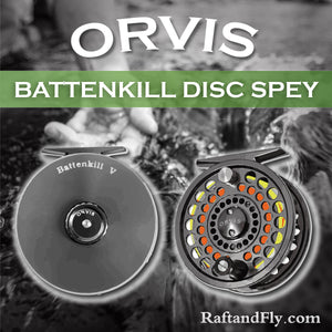 Orvis Battenkill Disc V Spey sale