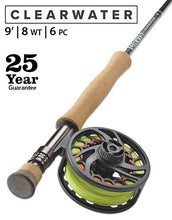 Orvis Clearwater 8wt 6 piece fly rod sale