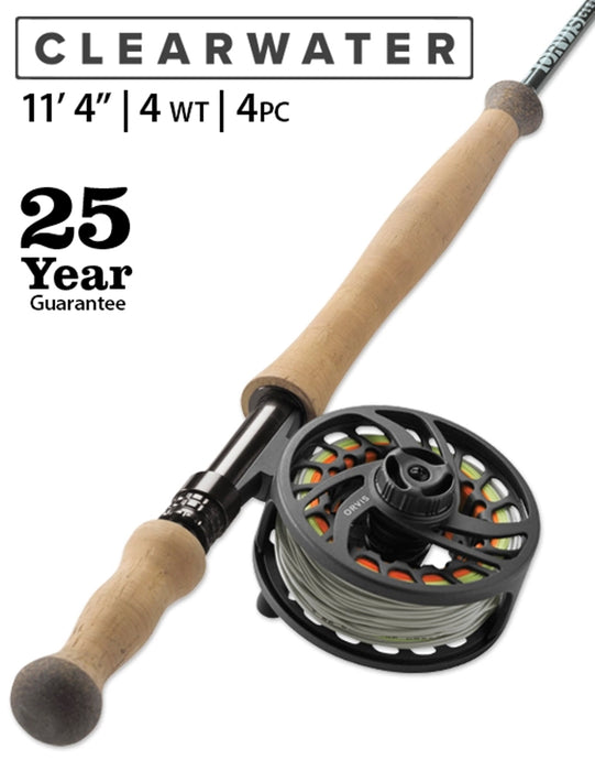 Orivs Clearwater Trout Spey 4wt Sale
