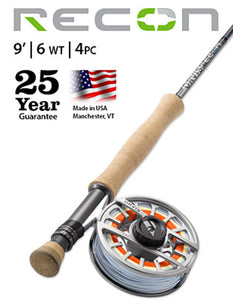 "Orvis Recon 6wt 9'0"" Saltwater fly rod sale"