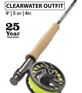 "Orvis Clearwater 5wt 9'0"" Fly Rod Outfit"