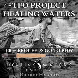 9 Temple Fork Outfitters Project Healing Waters 8Wt