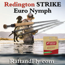 Redington Strike Euro Nymph 10' - Add Euro Nymph Line and Reel