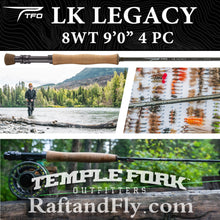 TFO LK Legacy 8wt fly rod sale