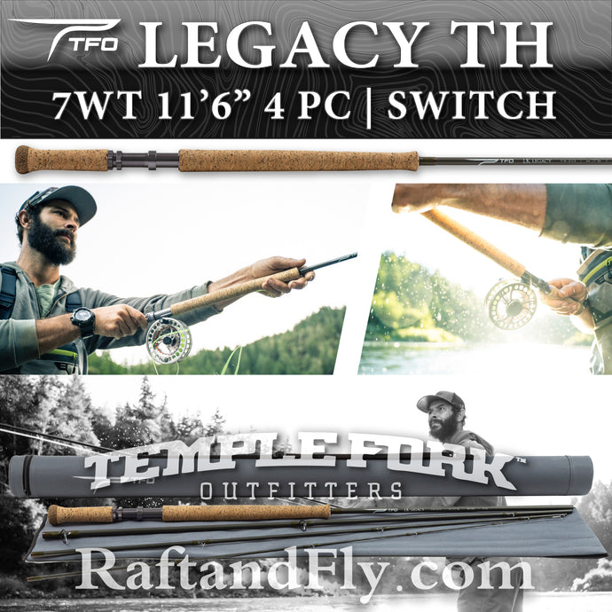 TFO Legacy 7wt switch sale