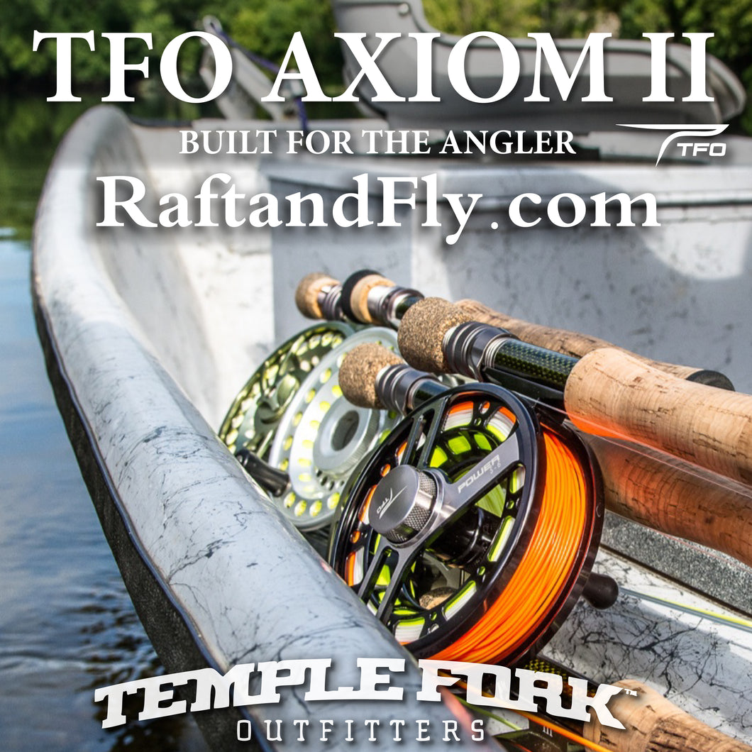 TFO Axiom II 6wt fly rod sale