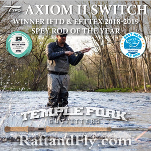 TFO Axiom 7wt Switch sale