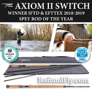 TFO Axiom 6wt Switch Rod sale