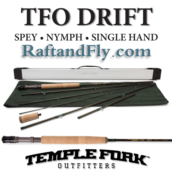 TFO Drift Fly Rod Sale