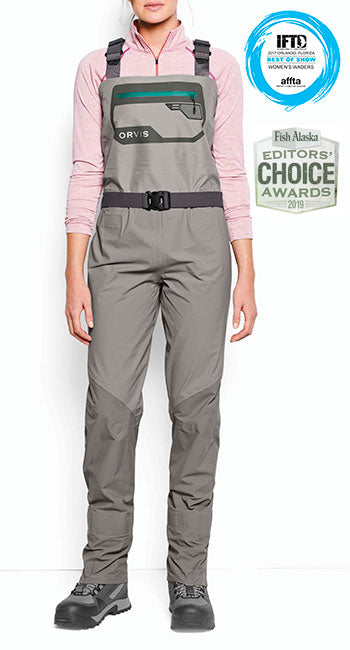 Orvis women's convertible waders sale best womens waders