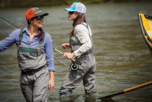 Orvis women's convertible waders sale