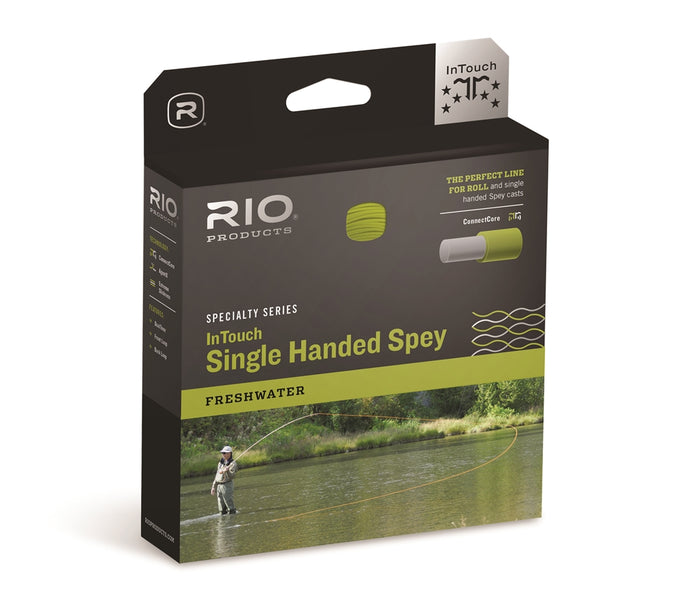 Rio intouch single hand spey 7wt