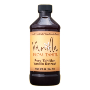 Tahitian Vanilla Extract - 8fl oz Double Strength
