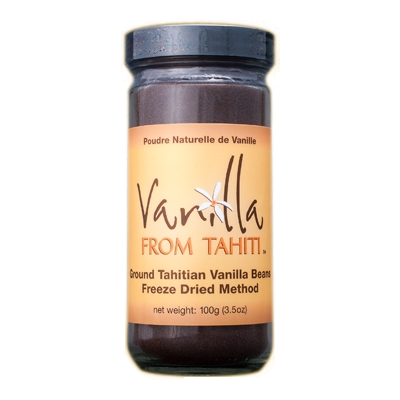 Ground Vanilla Bean Powder 100g