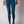 Women's Print Full Legging Blue Camo