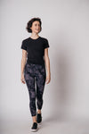 Women's 7/8 Legging - Carbon Camo