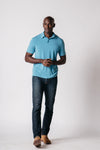 Men's Original Polo Bluejay