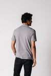 Men's Original Polo - Heather Grey