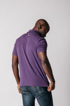 Men's Original Polo - Purple Reign