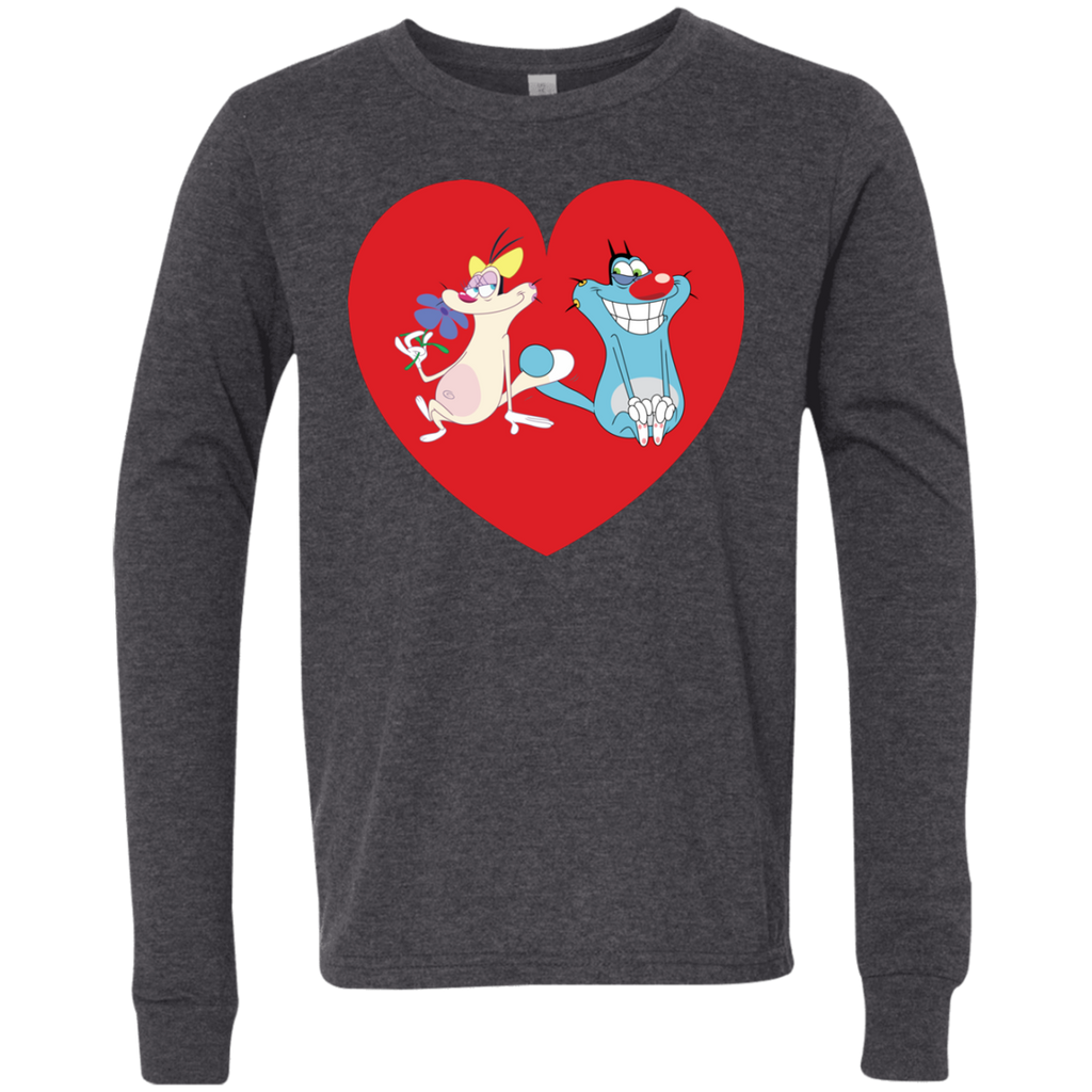 Heart - Youth Jersey LS T-Shirt
