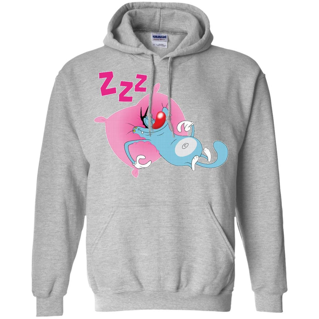 Zzz - Pullover Hoodie 8 oz.
