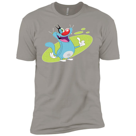 Oggy Wink - Boys' Cotton T-Shirt