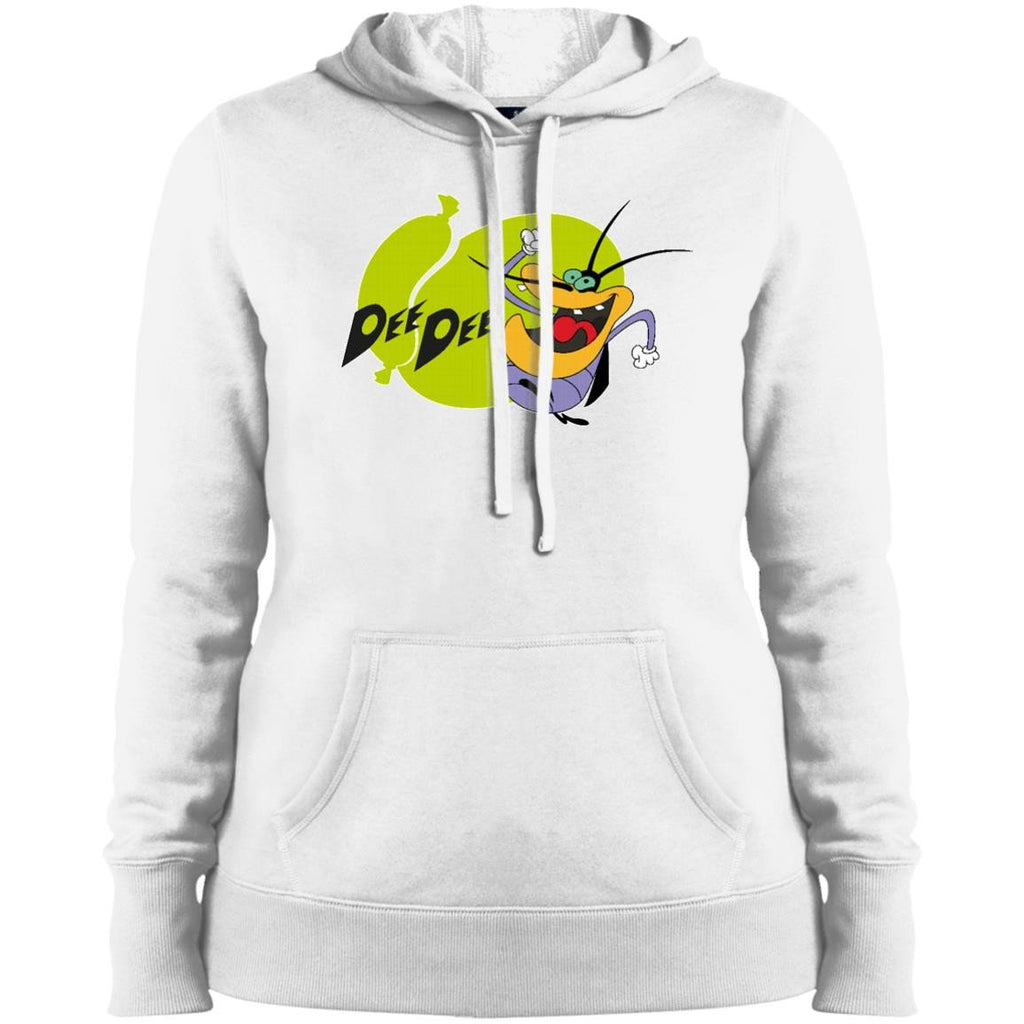 Dee Dee - Ladies' Pullover Hooded Sweatshirt