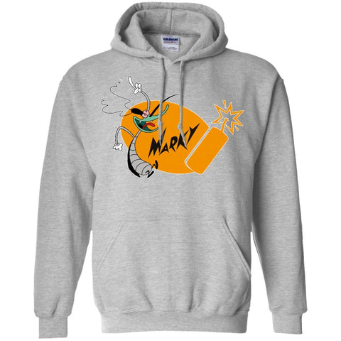 Marky - Pullover Hoodie 8 oz.