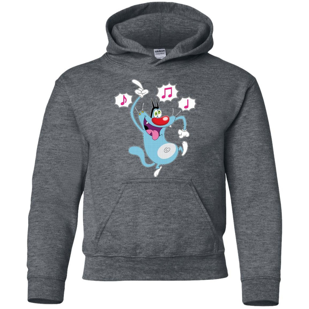 Dancin' - Youth Pullover Hoodie