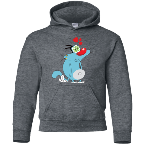 Smitten - Youth Pullover Hoodie