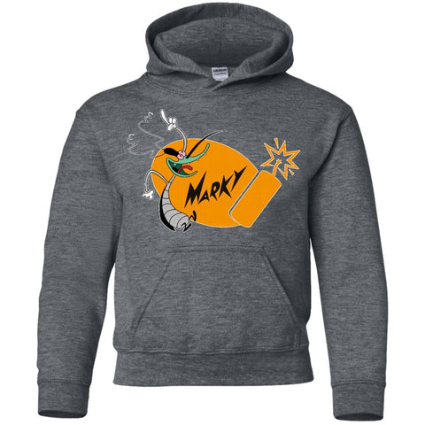 Marky - Youth Pullover Hoodie
