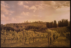 San Gimignano, Early Autumn