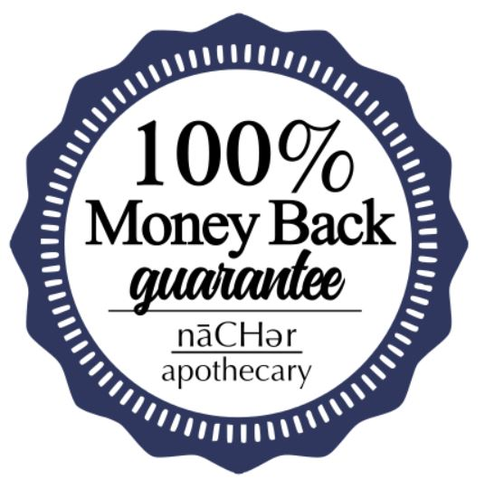 100% Money Back Gurantee on All Products