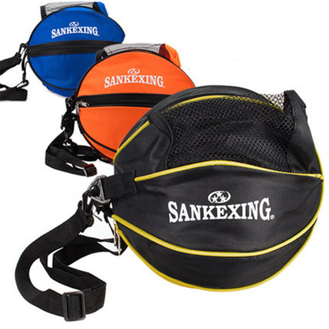 Outdoor Sports Shoulder Soccer Ball Basket Ball Bags