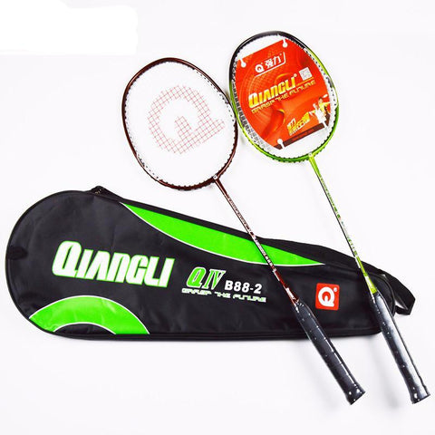 2Pcs/pair Authentic Badminton Racket