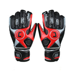 Latex Finger Dual Protection Goalkeeper Glove