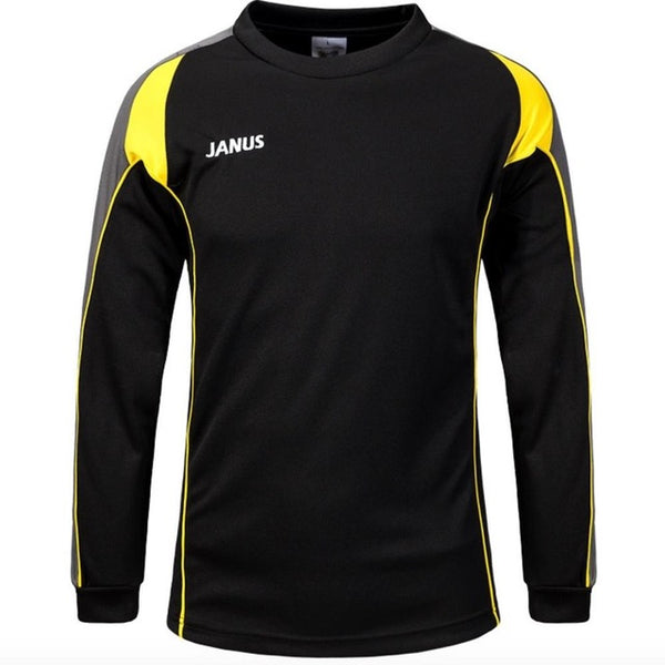 Men's Football Goalkeeper Clothes Long-sleeve Soccer Jerseys