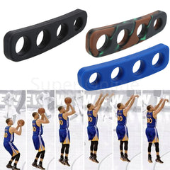 1pc Silicone Shot Lock Basketball Ball Shooting Trainer