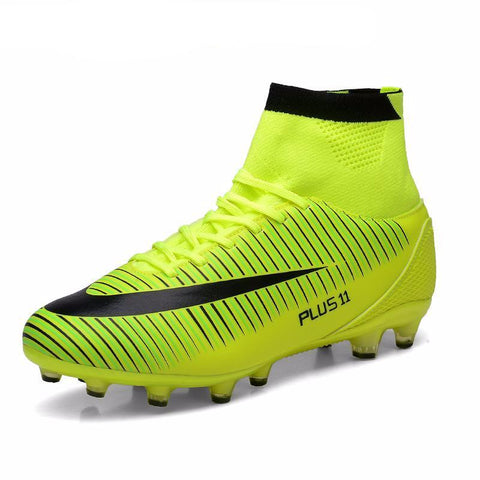 High Ankle Men Football Shoes