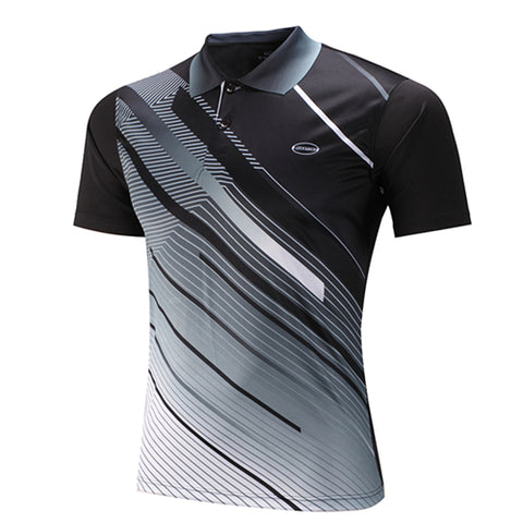 Men Quick Dry Breathable Short Sleeve Football Jersey