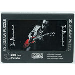Joe Bonamassa Red Guitar 3D Puzzle (252 Pieces) - Riles Belles
