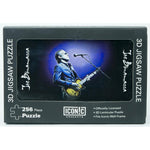 Joe Bonamassa Gold Guitar Blue Jacket 3D Puzzle (252 Pieces) - Riles Belles