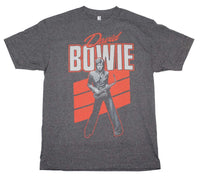 David Bowie Red Sax T-Shirt - Riles Belles