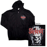 Slipknot Skull Back Hoodie Sweatshirt Mens Sweatshirts