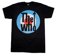 The Who Classic Target T-Shirt Mens T-Shirts