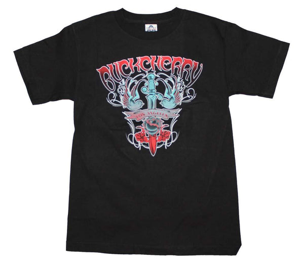 Buckcherry Los Angeles T-Shirt - Riles Belles